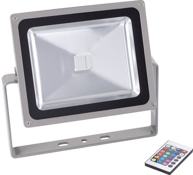 LED Colour Flood 30W RGB IP65 Stairville