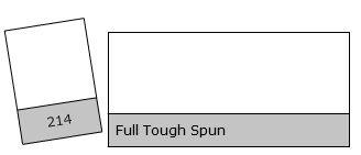 Lee Filter Roll 214 F. Tough Spun