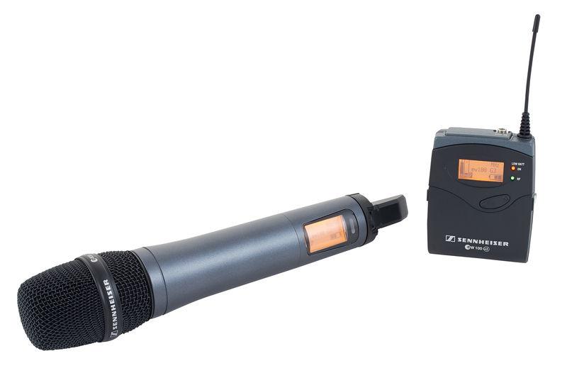 Sennheiser EW 135-P G3 / A-Band