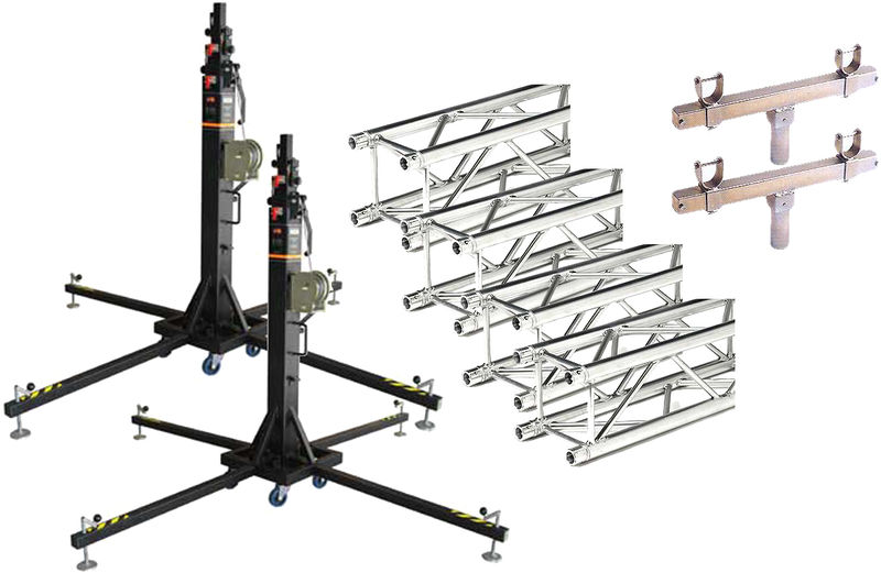 VMB TE-076 Pro B. Towerlift Bundle