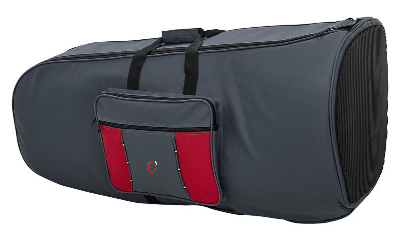 Ortola 146 Gig Bag for Tuba grey