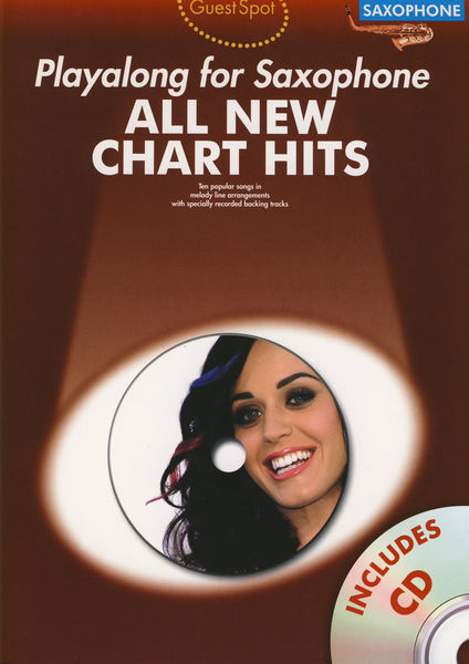 Wise Publications Guest Spot Altsaxophon Chart