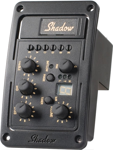 Shadow SH 4020-C Preamp w/Nanoflex