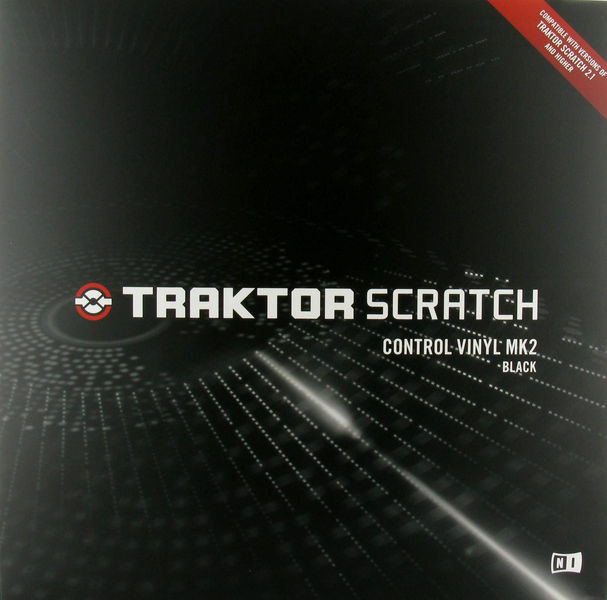 Native Instruments Traktor Scratch Vinyl S MKII