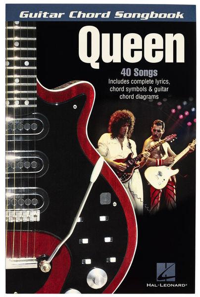 Hal Leonard Guitar Chord Songbook Queen – Thomann UK