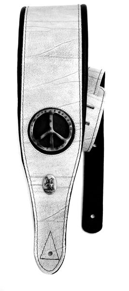 Minotaur Peacemaker Vintage White Strap