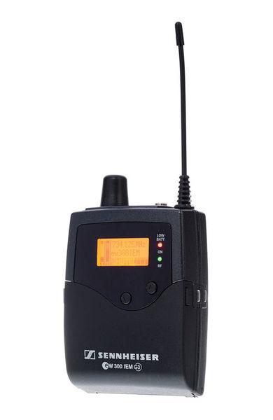 Sennheiser EK 300 IEM G3 B-Band