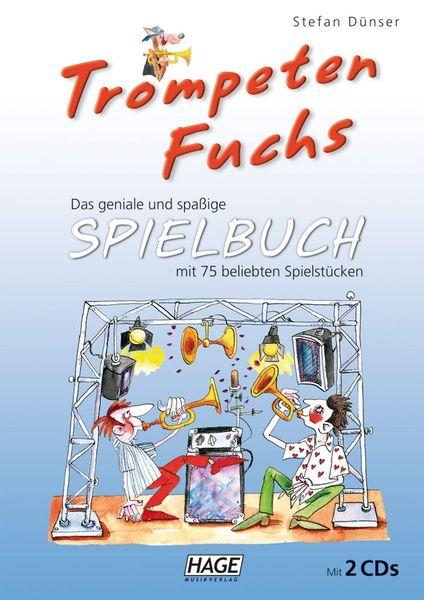Trompeten-Fuchs Spielbuch Hage Musikverlag