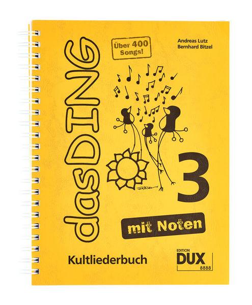Das Ding 3 mit Noten Edition Dux