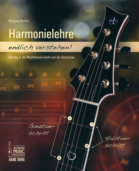Acoustic Music Harmonielehre verstehen 1