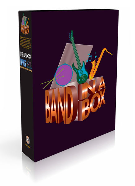 PG Music Band-in-a-Box Mega PC E