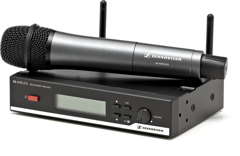 Sennheiser XSw 35 Vocal Set C-Band
