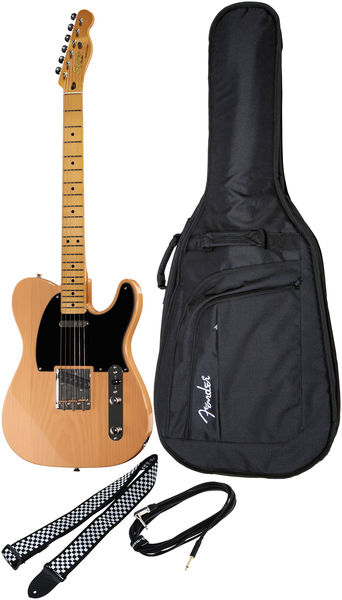 Fender SQ Classic Vibe Tele 50 Bundle