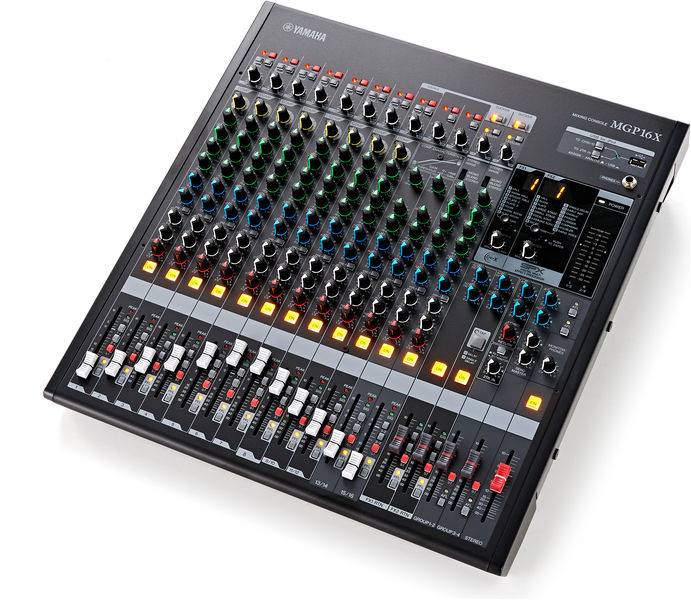 table de mixage yamaha mgp16x