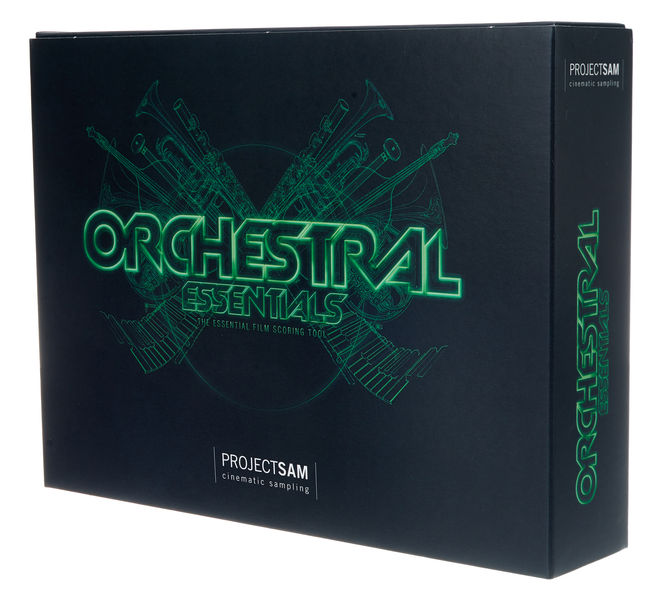 Orchestral Essentials 1 Project Sam