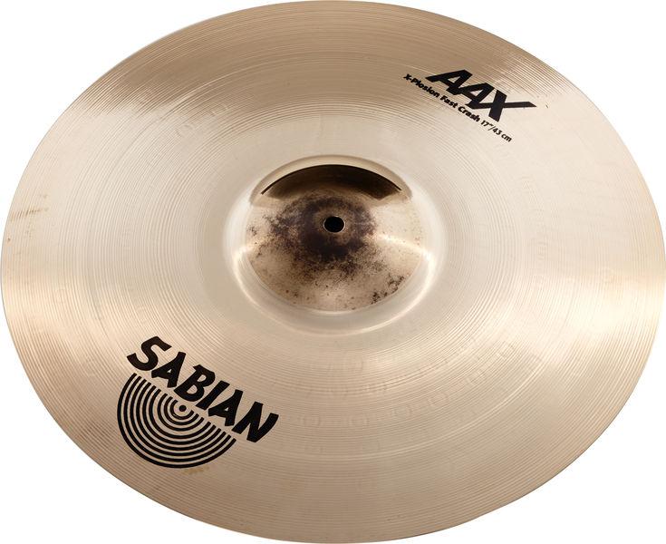 """Sabian 17"""" AAX AAXplosion Fast Crash"""