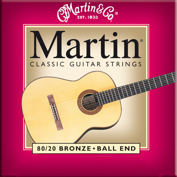 Martin Guitars M260 Classical RT