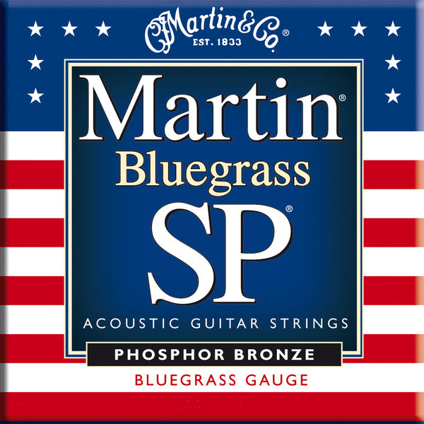 Martin Guitars MSP4250 Bluegrass