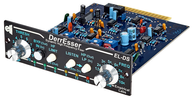 Empirical Labs EL-DS-H Derresser Horizontal