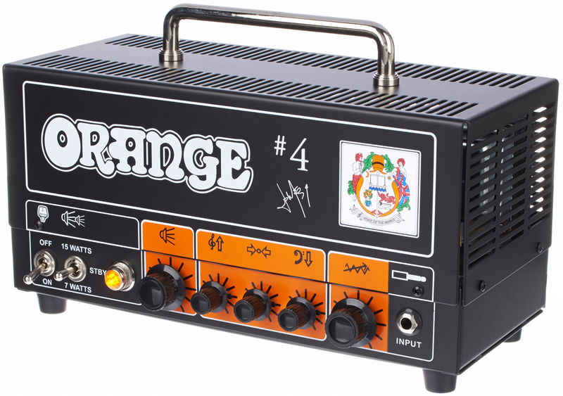 Jim Root Terror Amp Orange