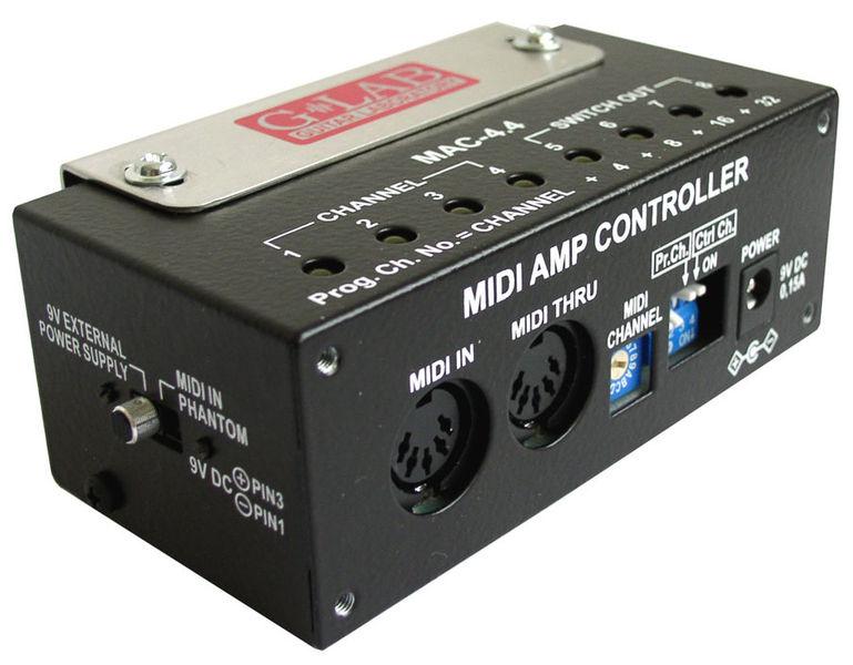 G Lab MAC 4.4 Midi Amp Bogner