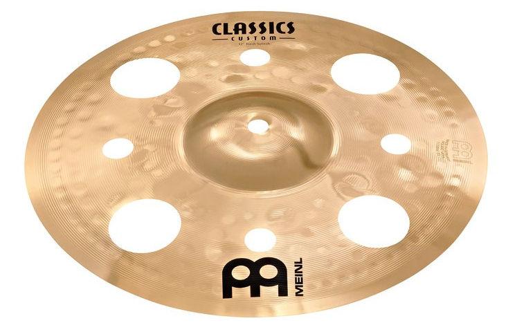 "Meinl 12"" Classics Custom Trash"