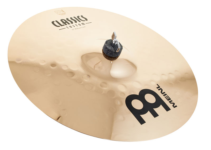"Meinl 15"" Classics Custom Med. Crash"