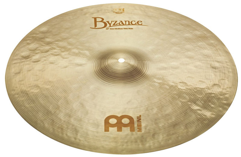 "Meinl 20"" Byzance Jazz Medium Ride"