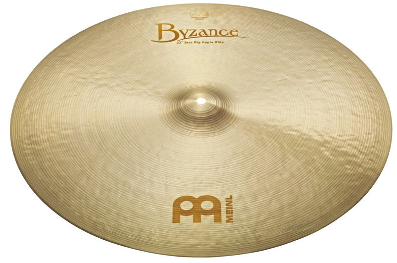"Meinl 22"" Byzance Big Apple Ride"