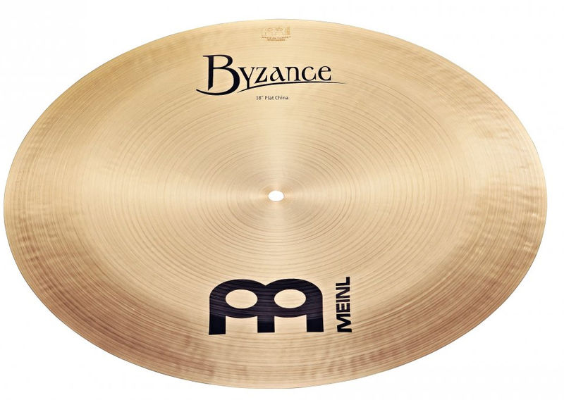 "Meinl 16"" Byzance Flat China"