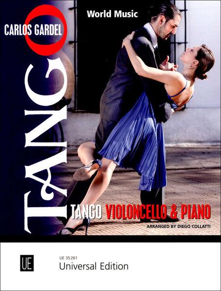 Universal Edition Tango for Cello and Piano