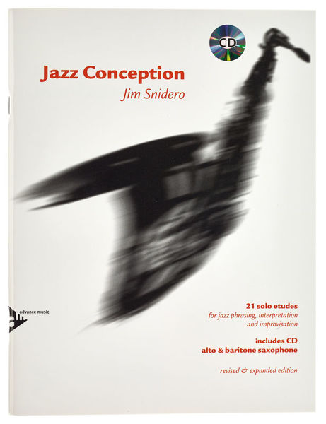 Jazz Conception 3 A-Sax Advance Music