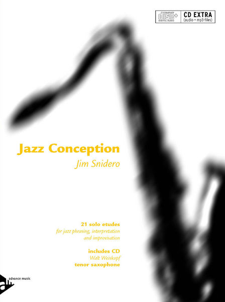 Advance Music Jazz Conception 3 T-Sax
