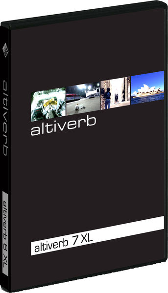 Audioease Altiverb 7 XL