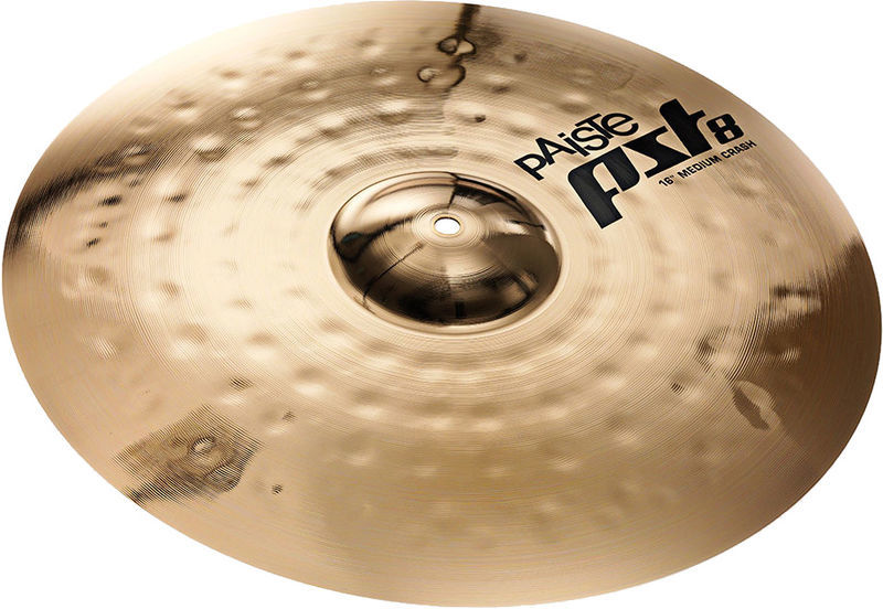 "Paiste 16"" PST8 Reflector Mediu Crash"