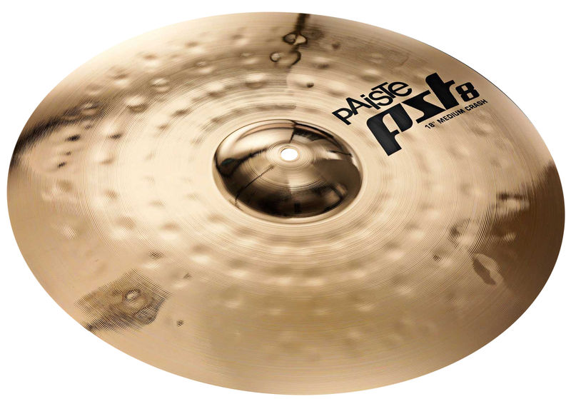 "Paiste 18"" PST8 Reflector Med. Crash"