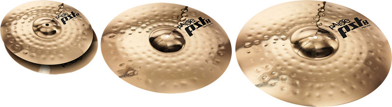 Paiste PST8 Reflector Rock Set