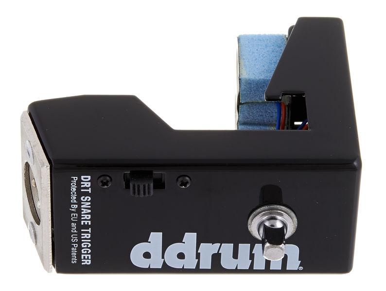 DDrum DRT Snare Trigger Black