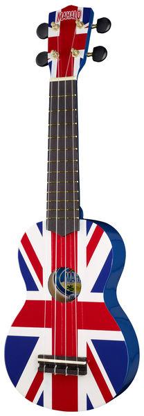 Mahalo UK Flag Ukulele