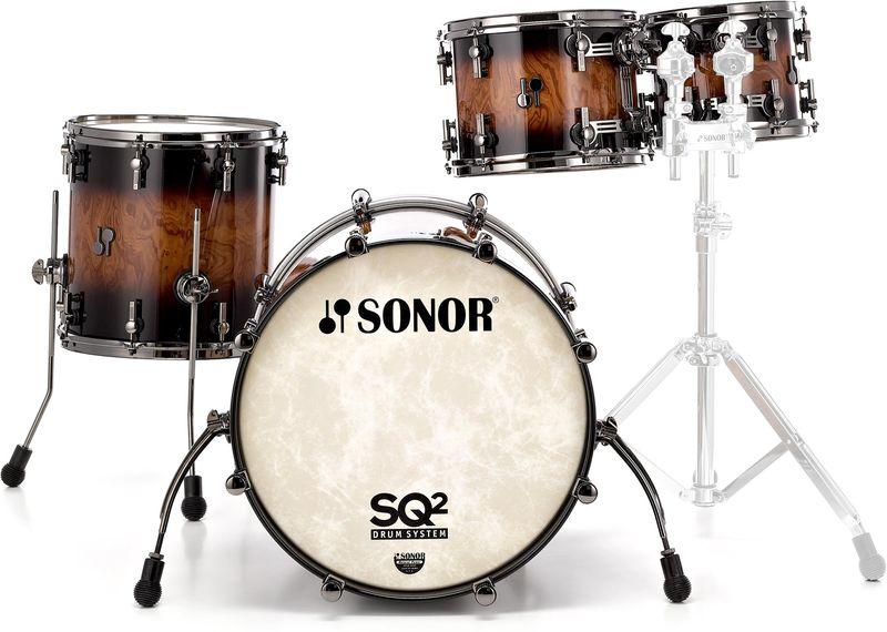 Sonor SQ2 Shell Set Maple