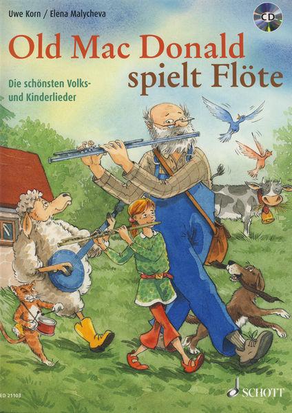 Schott Old Mac Donald Spielt Flöte