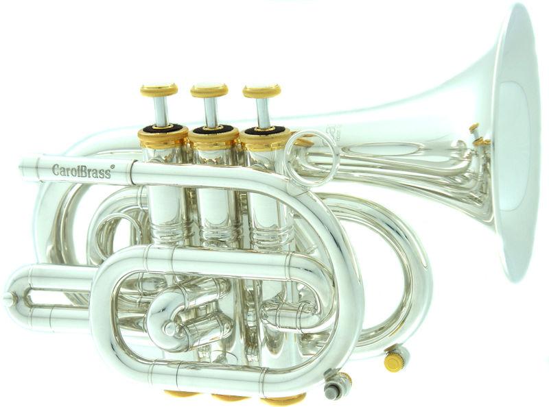 CPT-3000-GLS-Bb-SG Carol Brass