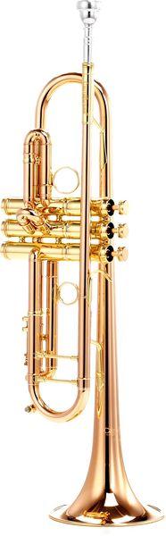 Carol Brass CTR-9990H-RSM-Bb-L