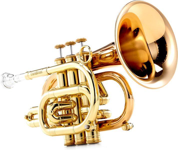 CPT-3000-GLS-Bb-L Carol Brass
