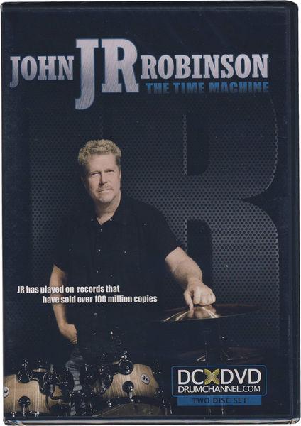 Alfred Music Publishing John JR Robinson Time Machine