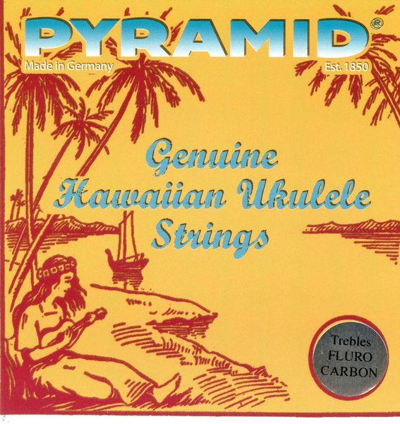 Pyramid Soprano Ukulele Carbon Set