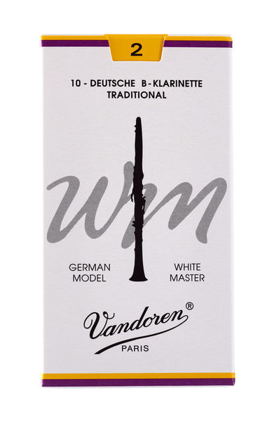 Vandoren White Master 2 Traditional