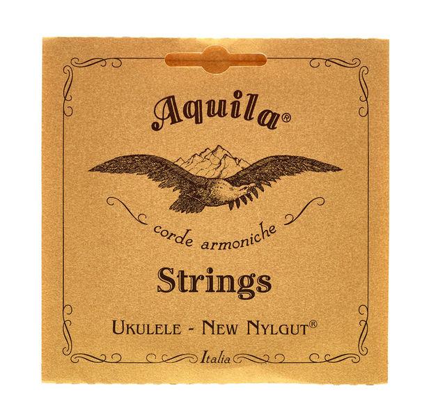 Aquila Baritone Ukulele Nylgut Set