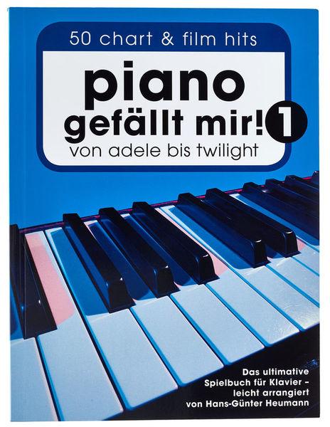 Bosworth Piano Gefällt Mir! Vol.1