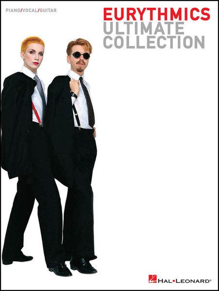 Hal Leonard Eurythmics Ultimate Collection